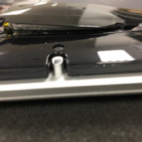 古い機種のバッテリー交換 膨らんでいる
